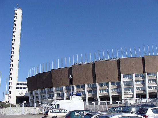 Helsinki - Olympic studium
