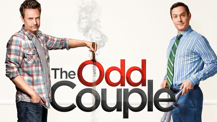 The Odd Couple (2015) : Matthew Perry & Thomas Lennon. Description from pinterest.com. I searched for this on bing.com/images
