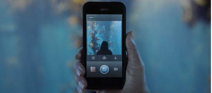 Historias en 6 o 15 segundos utilizando #Vine o #Instagram