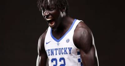 Kentucky Basketball: History suggests Wenyen Gabriel will come up swinging after getting knocked down as a freshman