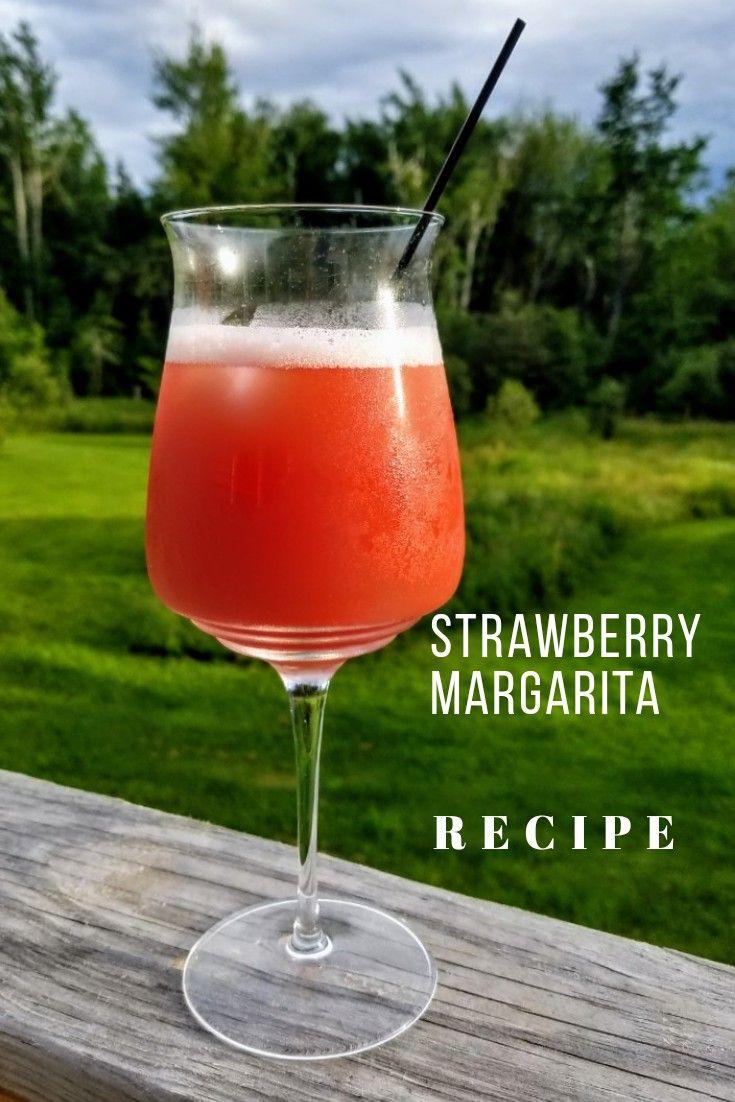 Best Strawberry Margarita Recipe Strawberry Margarita Recipe Margarita Recipes Strawberry Margarita