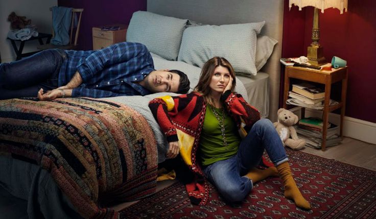 (Channel 4) The Best Dramas So Far Of 2017: Catastrophe Series 3 - Feb 2017  is a British sitcom first broadcast on 19 January 2015[1] on Channel 4. It stars Sharon Horgan as Sharon Morris and Rob Delaney as Rob Norris, who get together after she becomes pregnant following a brief affair while he is in the UK on business.