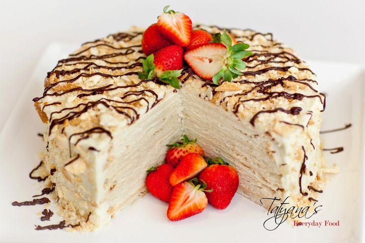 Torte Napoleon Recipe Videos Classic And French Cuisine