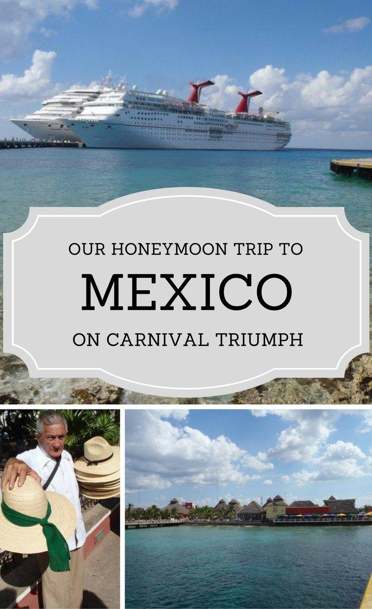 Trip To Mexico On Carnival Triumph