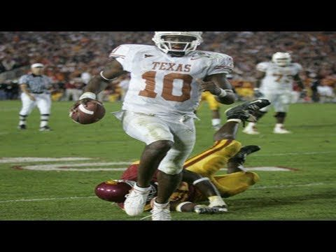 How usc and texas match up in a rematch of the 2006 rose bowl game