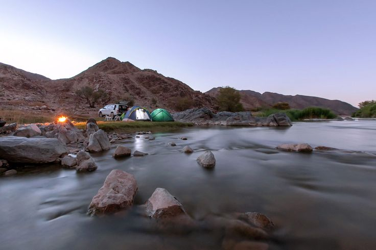 It's hard to decide on a good campsite. To help solve that problem, here are some of our favourite campsites around South Africa.