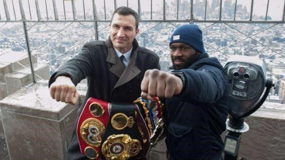 Wladimir Klitschko to Fight Bryant Jennings at Madison Square Garden