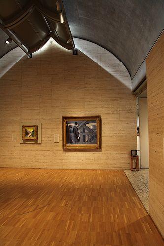 Fort Worth, Kimbell Art Museum (Louis I. Kahn 1972)