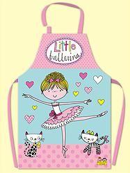 Children's Fun Pvc Apron - Little Ballerina