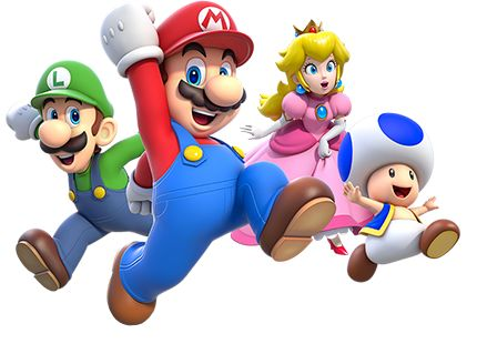 Super Mario 3D World for Wii U - Media Gallery