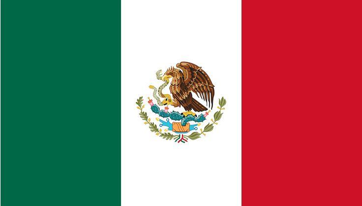 Fun Fact #Mexiko Habt ihr euch schon mal gefragt, was die Symbole und Farben der mexikanischen Flagge bedeuten? Nein? Dann kommt hier die Antwort. Grün - Hoffnung  Weiß - Einheit  Rot - Blut der gefallenen Helden #LaCostena #Mexico #Food #flag #hope #union #blood #SierraMadre