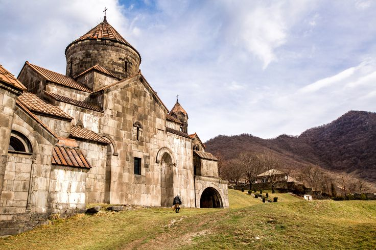 Haghpat Monastery in Armenia