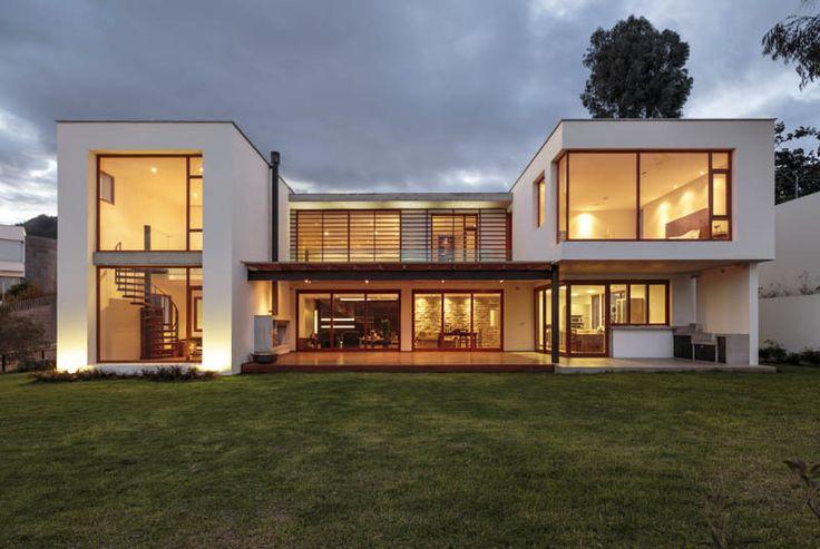 Ecuador arquitectura moderna skyscrapercity casas - Arquitectura casas modernas ...
