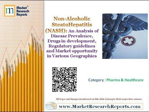 "Non-Alcoholic SteatoHepatitis (NASH): An Analysis of Disease Prevalence, Drugs in development -  CLICK HERE for the Liver Tracker #liver #liverdiet  #liverrecipes  #liversymptoms  #livertreatment Market Research Reports, Inc. has announced the addition of ""Non-Alcoholic SteatoHepatitis (NASH): An Analysis of Disease Prevalence, Drugs in development, Regulatory guidelines and Market o... - #Liver"