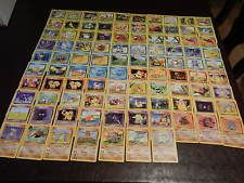 97 Original Pokemon Cards Lot. Great Group of Old Vintage Cards Lot # 5.  get it http://ift.tt/2dQfUdy pokemon pokemon go ash pikachu squirtle
