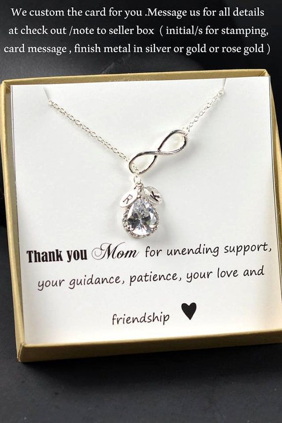 Mother of the Bride Gift Personalized by TheFabulousJewelry