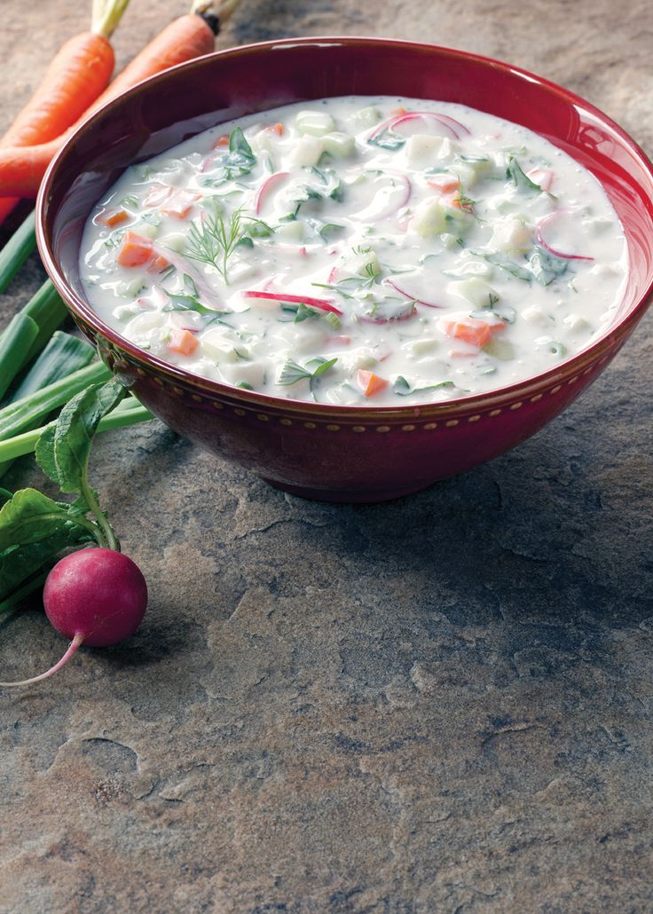 129 best russian recipes images on pinterest russian cuisine kefir okroshka russian cold vegetable soup forumfinder Image collections