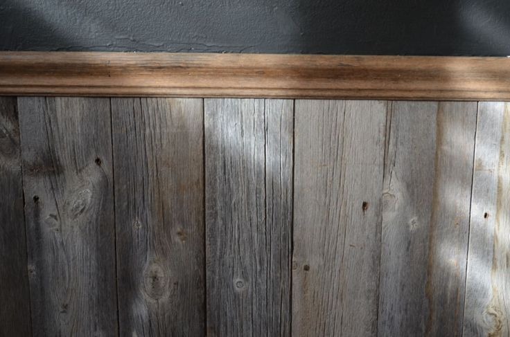 Wainscoting With Old Wood Google Search Home Inside