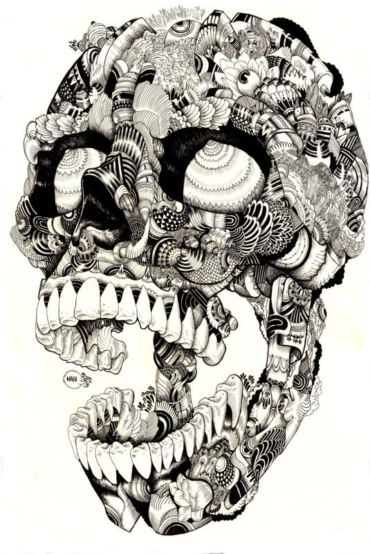 Skullastic http://www.behance.net/gallery/Skulltastic/376114?utm_source=feedburner_medium=feed_campaign=Feed%3A+behance%2Fvorr+%28Behance+Network+Featured+Projects%29_content=Netvibes  #illustration