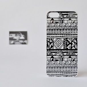 Carcasa Iphone 4/4s Mapuche / Pelham