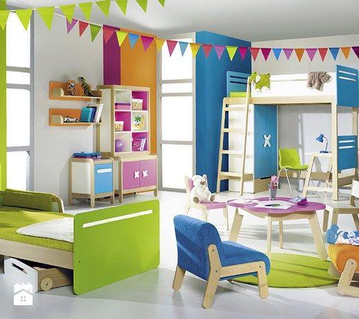 SiMPLE i Plus new line - nowoczesne, funkcjonalne i bezpieczne meble dla dzieci.