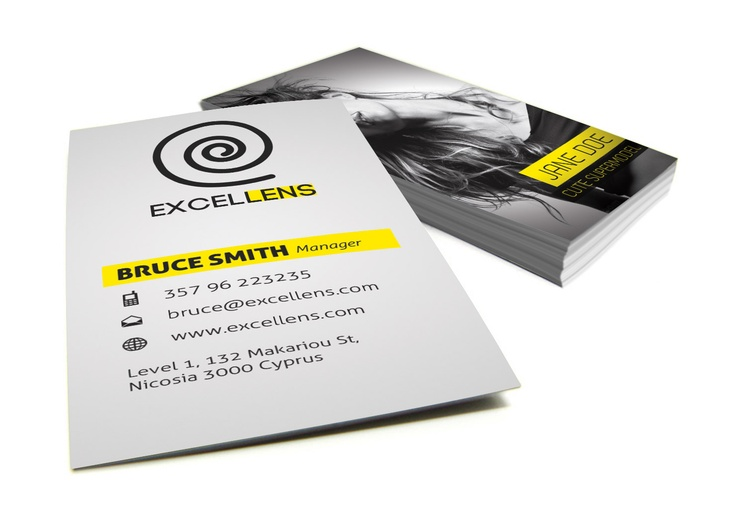Excellens Business Cards