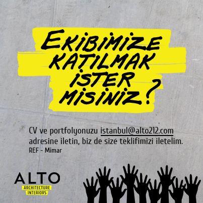 www.alto212.com  Size bir teklifimiz var? Ref:Mimar