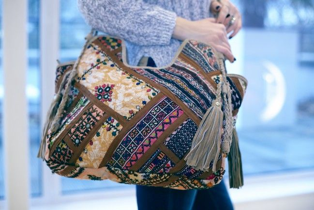 Banjara Hippy Bag
