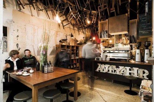Brother Baba Budan espressobar Melbourne