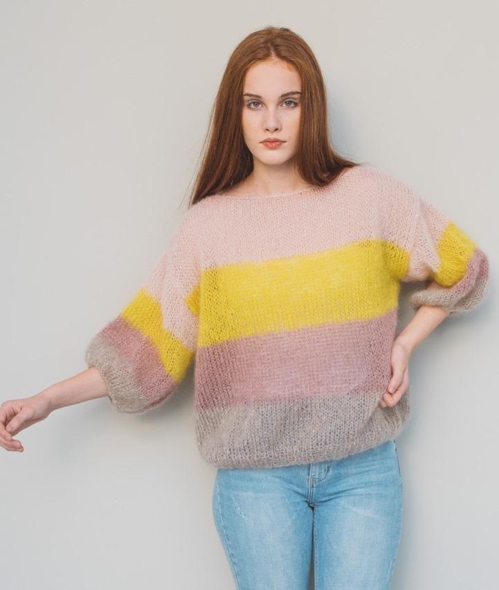 Oltre 25 fantastiche idee su maglia a strisce su pinterest for Idee di estensione a livello diviso