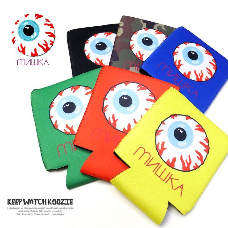 ミシカ MISHKA クージー ドリンクホルダー 保冷カバー KEEP WATC :5v4129:DEEP B系・ストリートファッション - 通販 - Yahoo!ショッピング