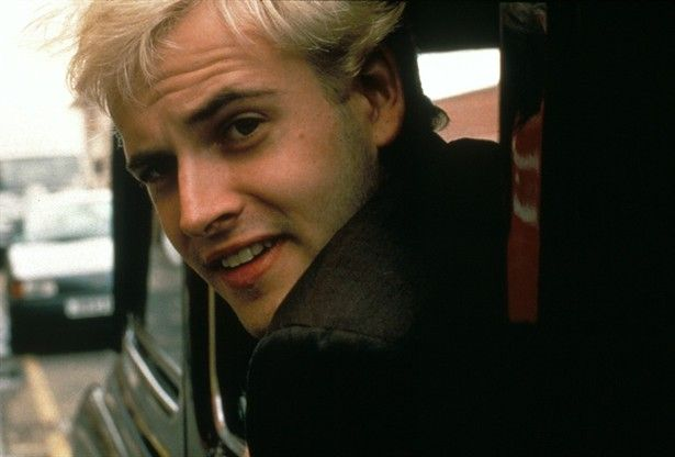 Jonny Lee Miller as Sick Boy in Trainspotting