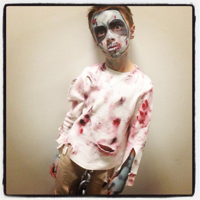 8 best Zombies! images on Pinterest Halloween makeup, Halloween - zombie halloween ideas