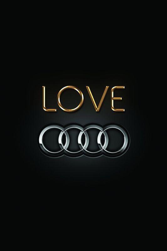 Love audi