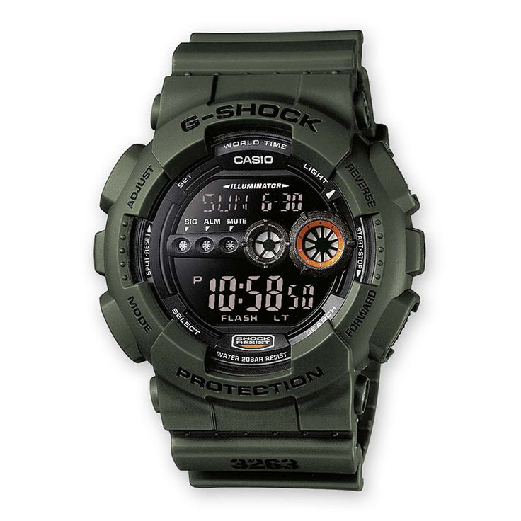 Resistente orologio antiurto per sub professionali ed amatoriali, dal prezzo economico con spedizione gratuita, tutte le funzioni che servono sono disponibili