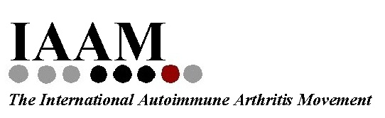 International Autoimmune Arthritis Movement is a global nonprofit dedicated to Autoimmune Arthritis.  It's one of a kind :) - RA Chicks, Rheumatoid Arthritis and Autoimmune Arthritis for rachicks.com
