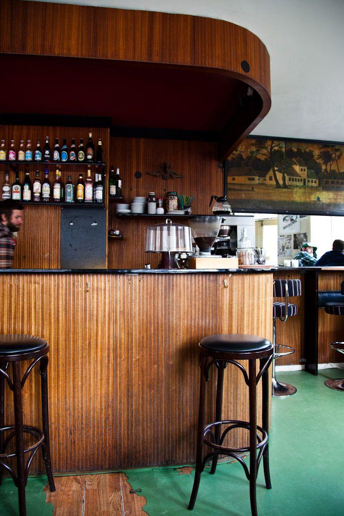 Cafe Dyrehaven, Copenhagen. Simple quality food - I love the home made chicken salad (hønsesalat ...