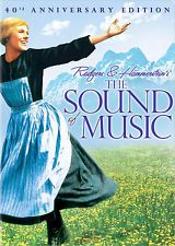 Sound of Music DVD 1965 version (ref dvd format. ..not blue ray)