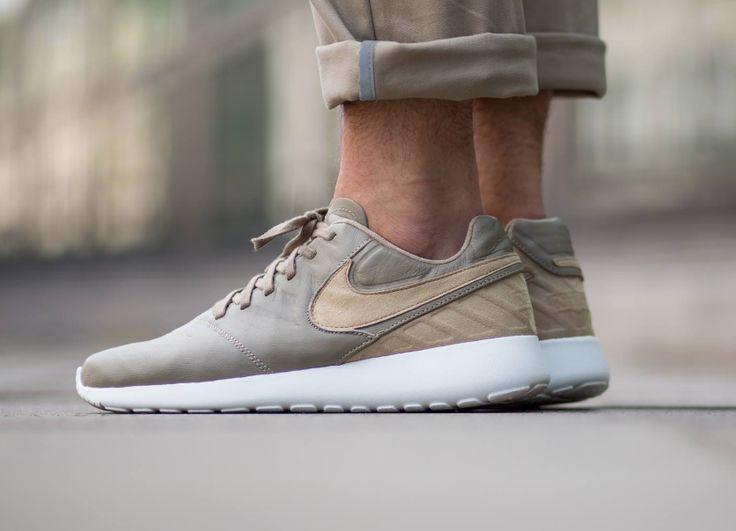 Khaki Highlights The New Nike Roshe Tiempo VI