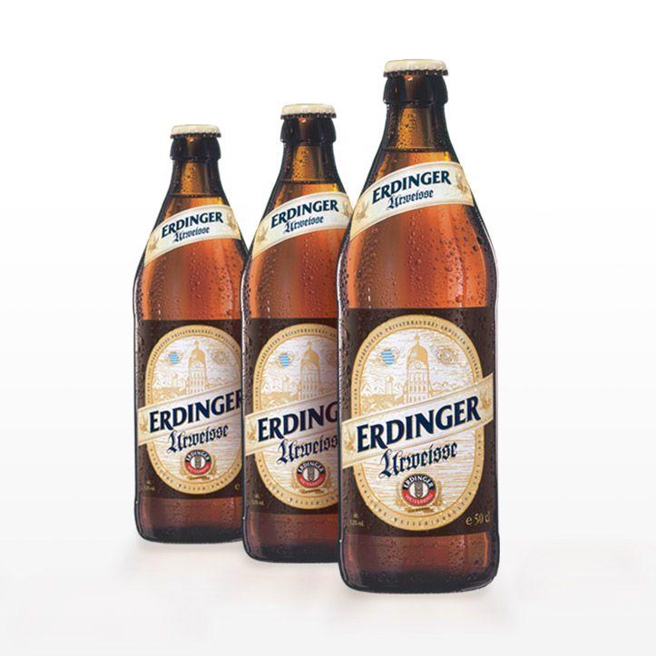Erdinger Urweisse - Bier & Wein | Cervejas Especiais