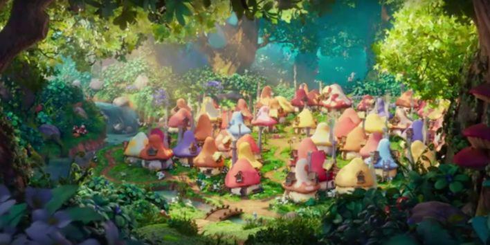 Nostalgie troef met deze superleuke nieuwe trailer van de film The Smurfs: The Lost Village