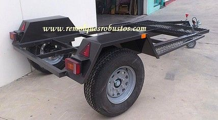 Fabricamos cualquier tipo de Remolque http://www.remolquesrobustos.com Visite nuestra web