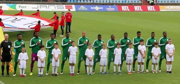 Nigeria (3) vs (1) Luxembourg: The Super Eagles Defeats the Red Lions (Video)