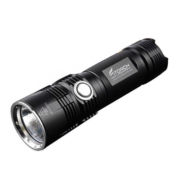 Fitorch P26R XHP70.2 3600Lumens FCD Rechargeable Portable LED Flashlight Sale - Banggood.com