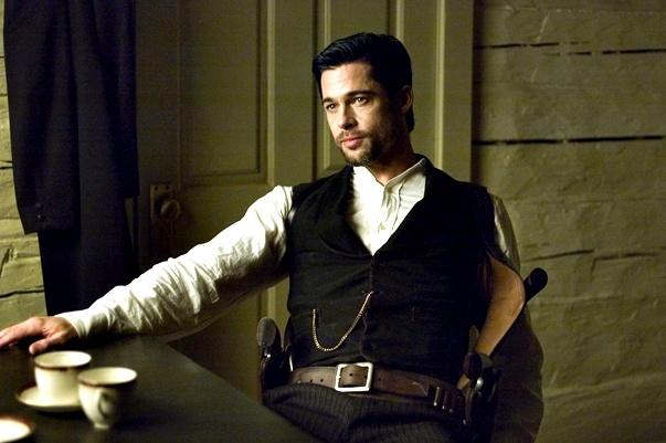 El asesinato de Jesse James por el cobarde Robert Ford - Escena