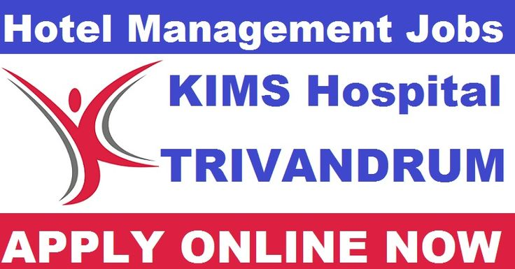 Jobs  KIMS Trivandrum-Recruiting for Sous Chef Posts-Degree/Diploma in Hotel Management-Apply Online  Job Details :  Post Name :Sous Chef No. of Vacancy : not specified Pay Scale : not specified Eligibility Criteria :  Educational Qualification :Degree/Diploma in Hotel Management Nationality : Indian Job Location :Trivandrum  Selection Process : For more details click: