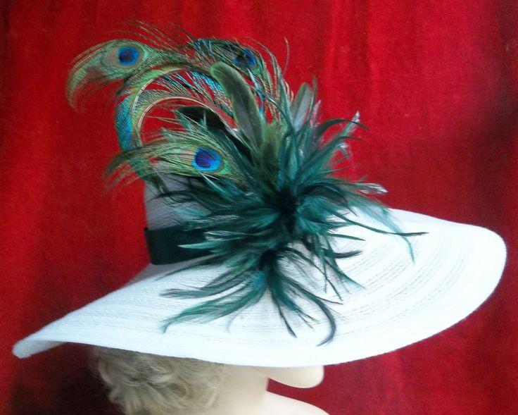 Victorian Tea Party Hats | ... wide brim, Kentucky Derby Hat, Garden Party Hat or Victorian Tea Party