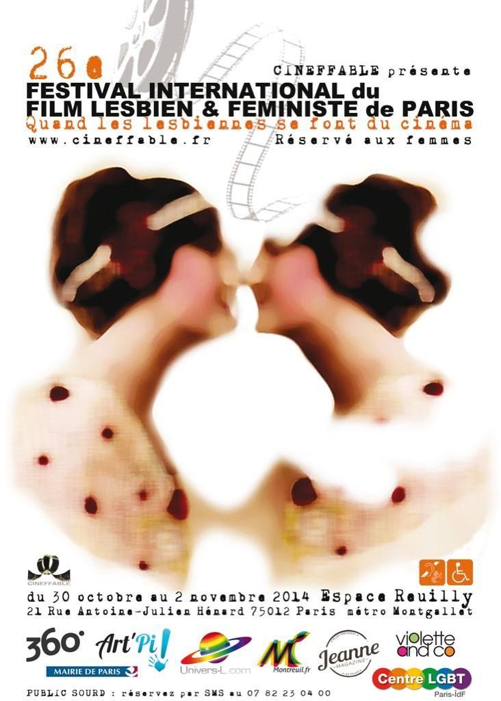 Essential Film Festivals, Cineffable: Paris International Lesbian and Feminist Film Festival