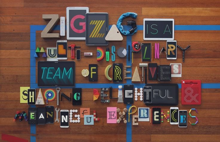 zigzag is a multi-disciplinary team of creatives, shaping delightful and meaningful experiences.