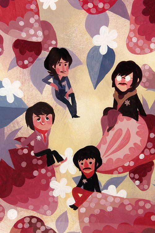 Strawberry Fields Forever, Joey Chou